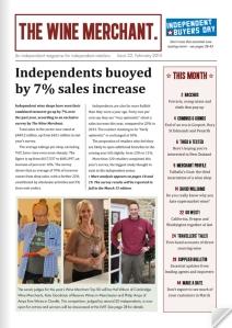 The Wine Merchant issue 22