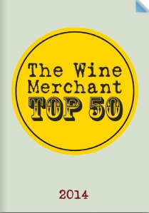 The Wine Merchant Top 50 2014 front page