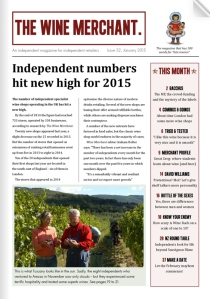 The Wine Merchant issue 32