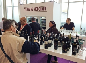 Wine Merchant Top 100 tasting 2015