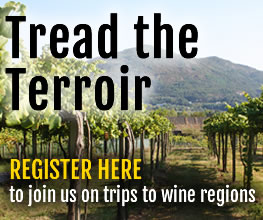 Tread the terroir
