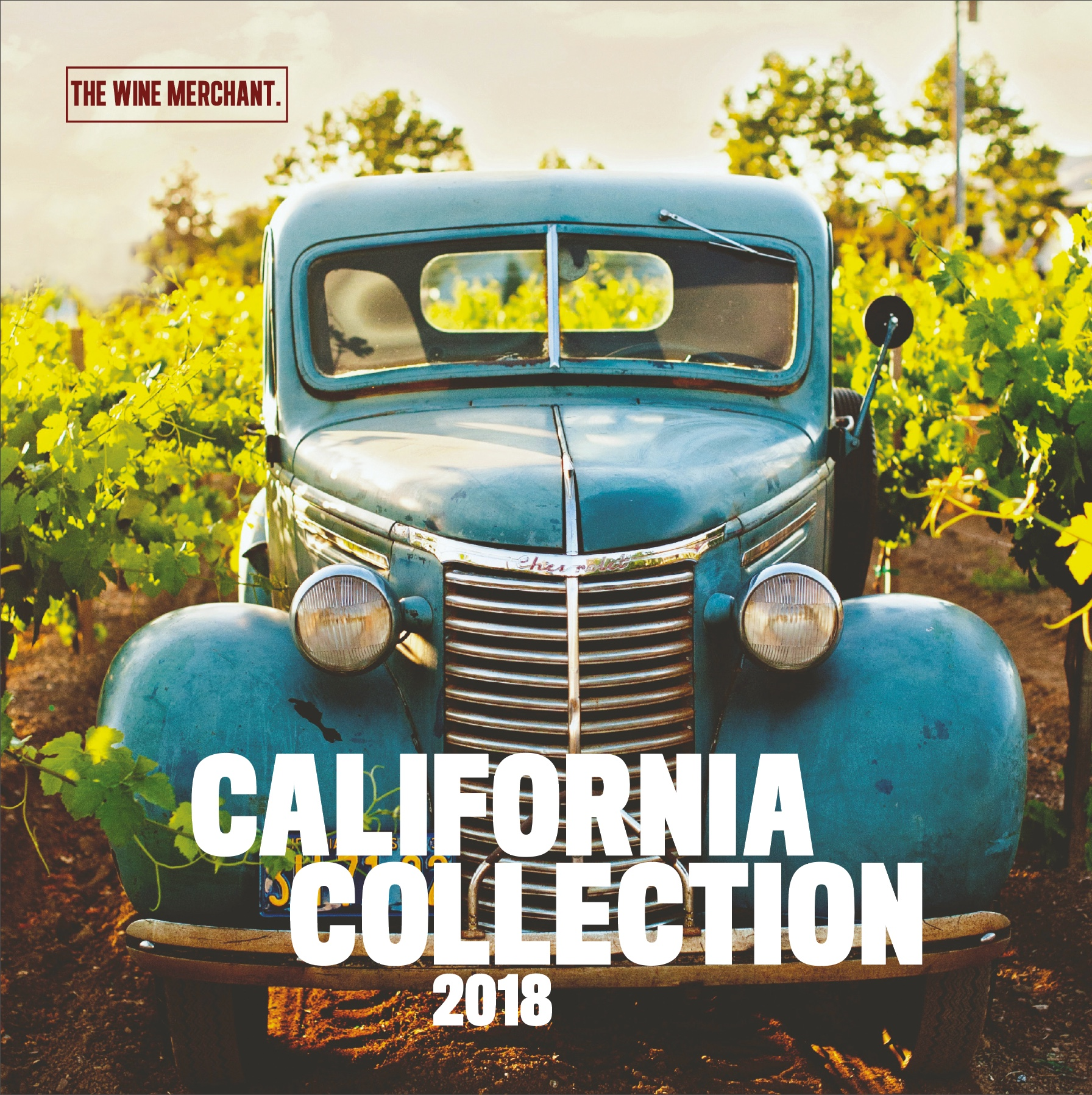 The Wine Merchant California Collection 2018