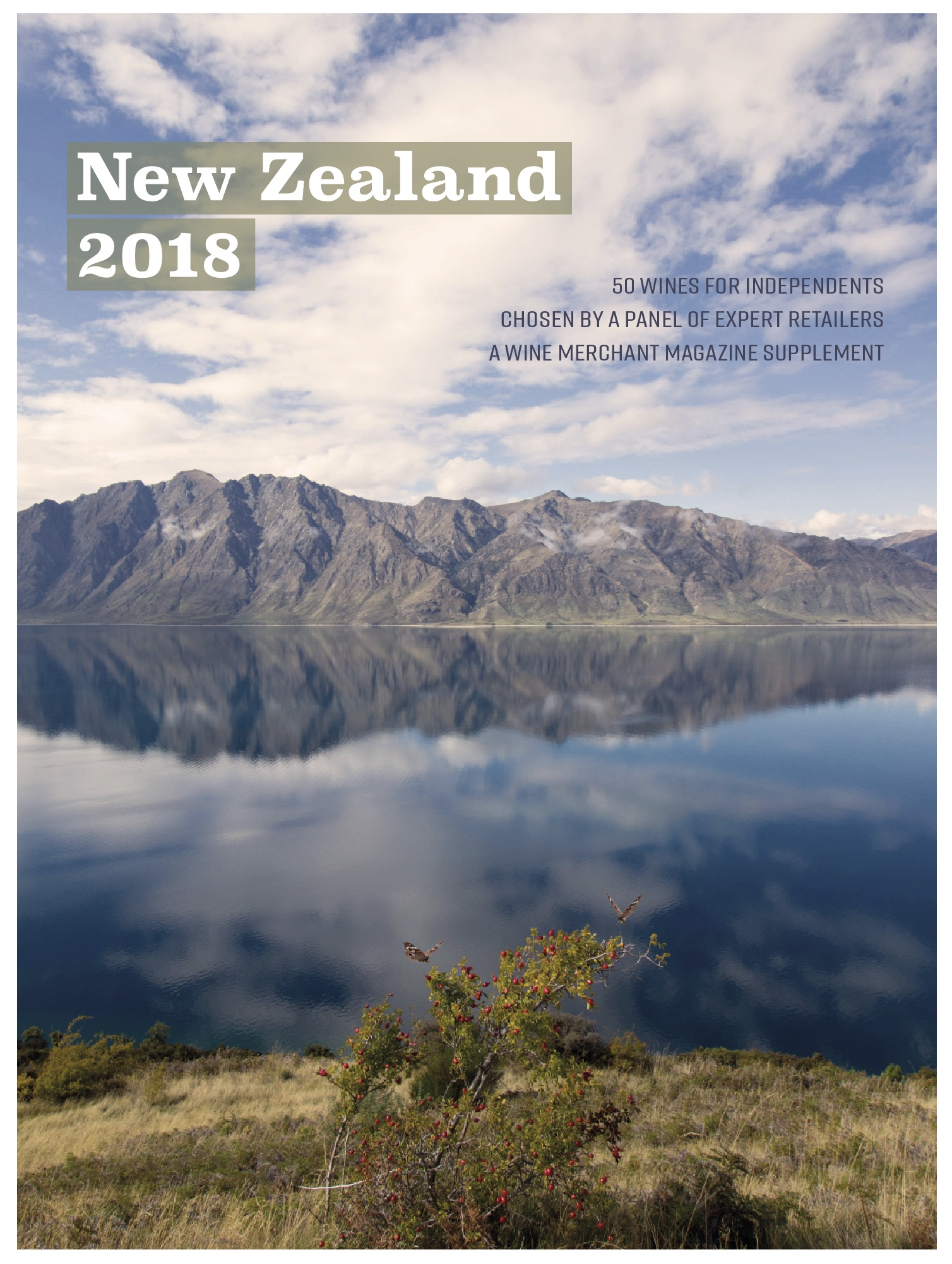 The Wine Merchant New Zealand Supplement 2018
