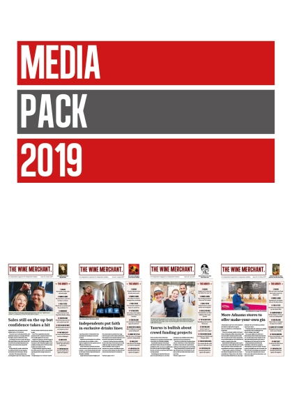 Wine Merchant 2019 media pack front page