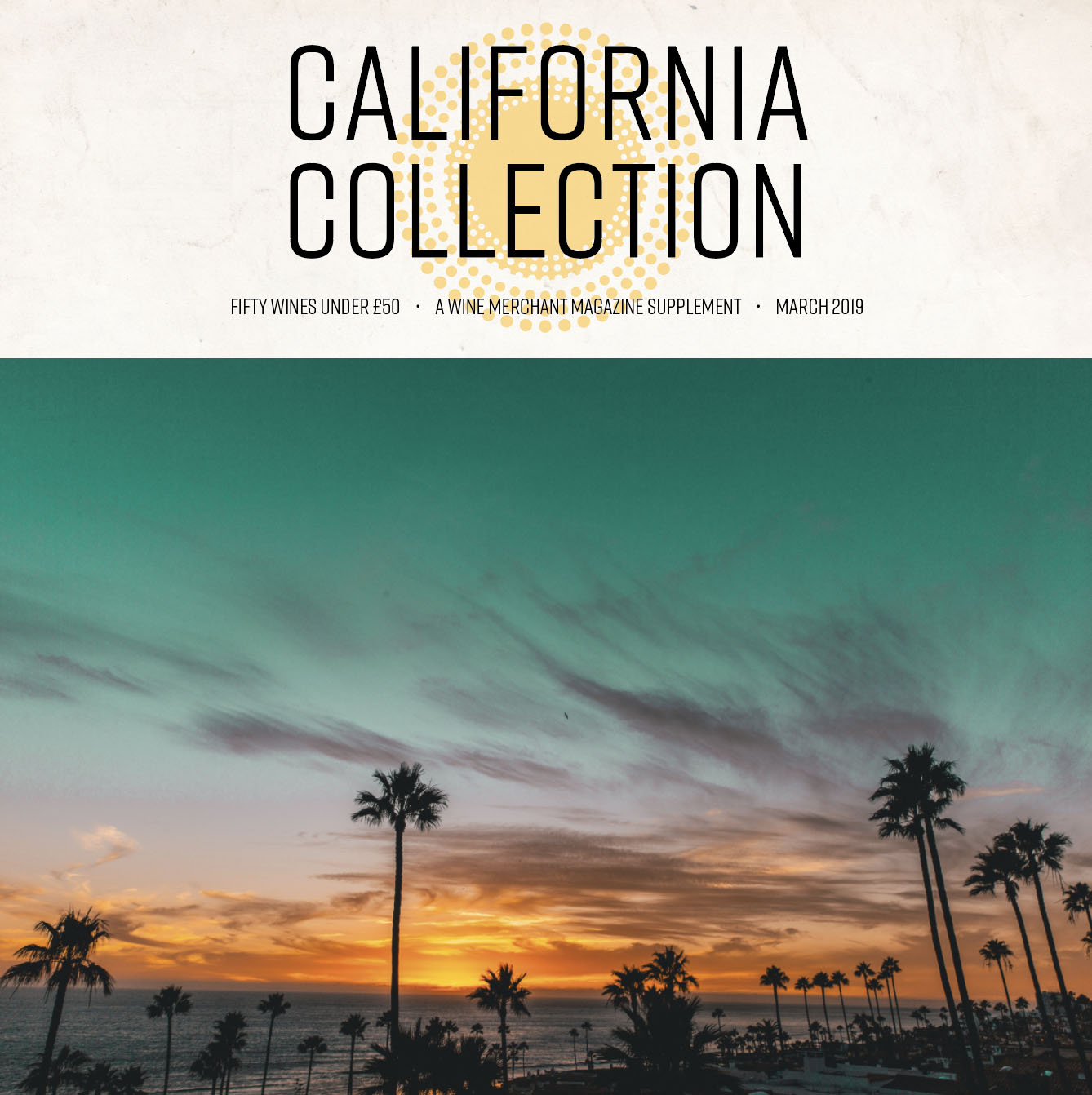 The Wine Merchant California Collection 2019