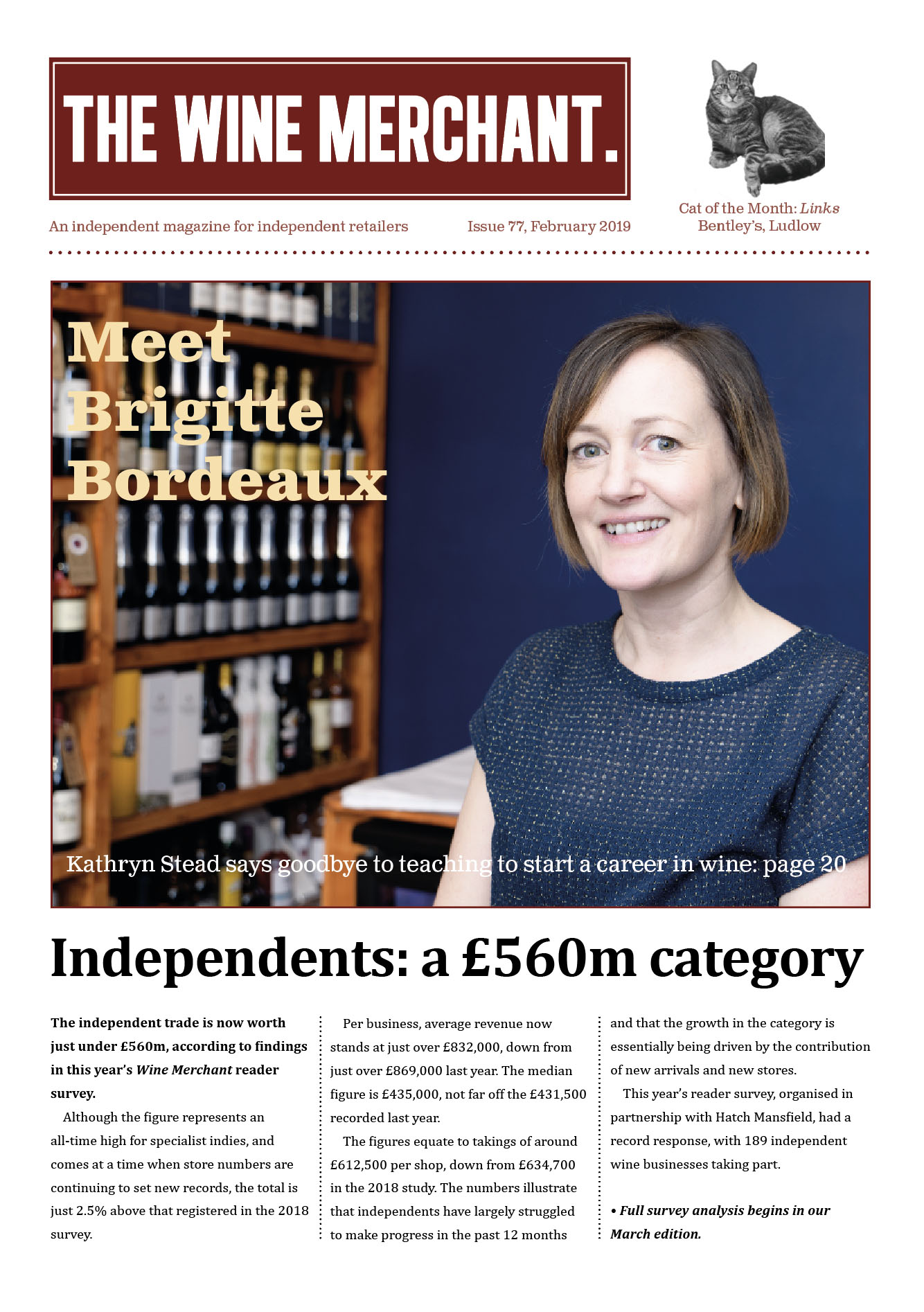 The Wine Merchant February 2019