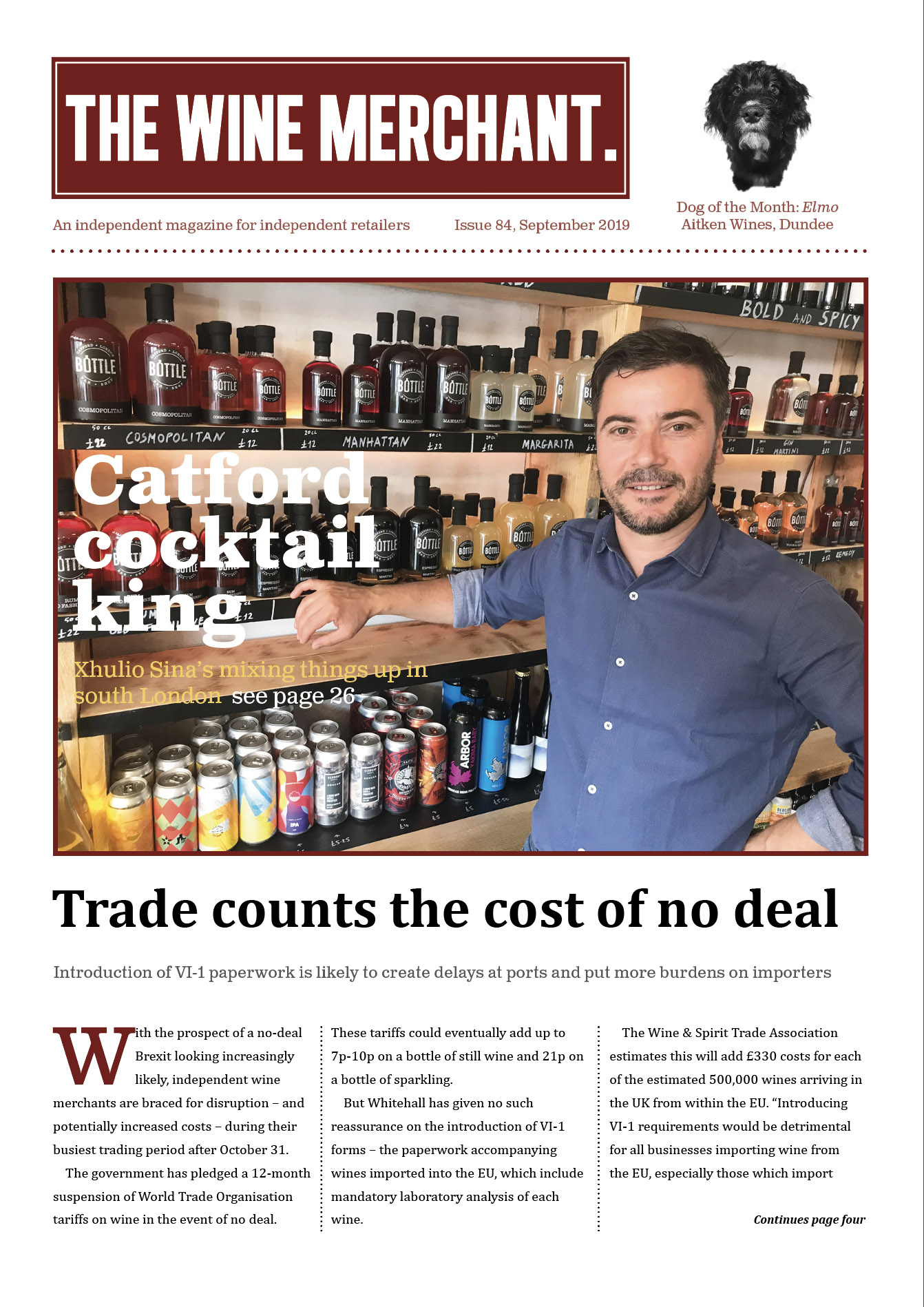 The Wine Merchant September 2019