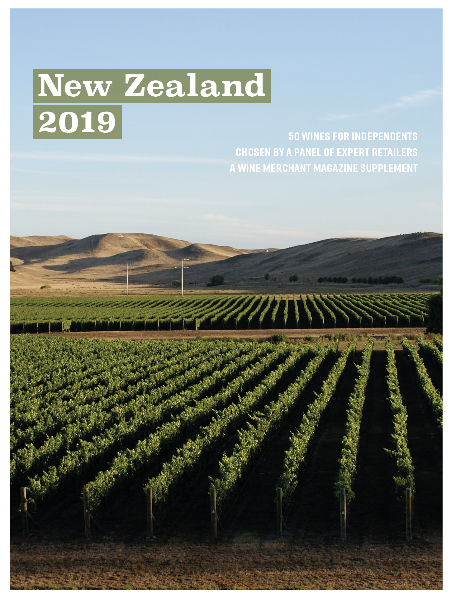 The Wine Merchant New Zealand Supplement 2019 2019