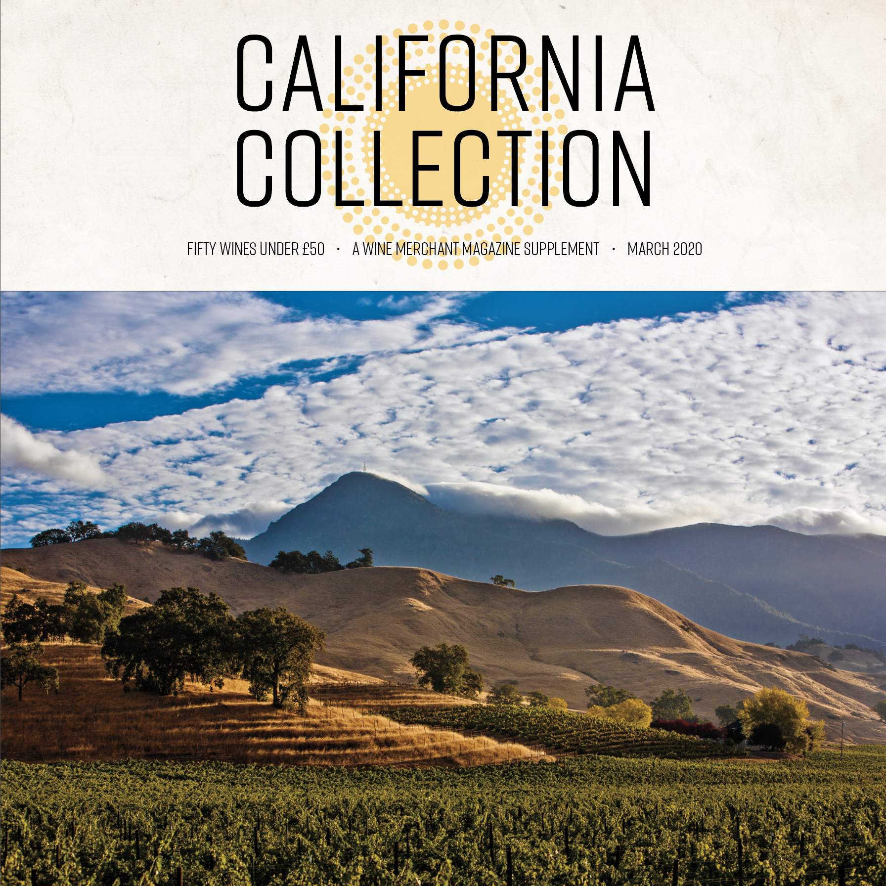 The Wine Merchant California Collection 2020