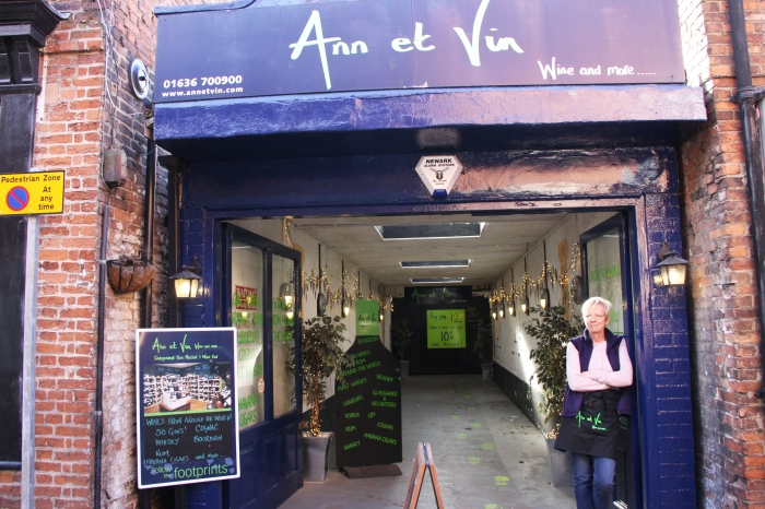 Ann et Vin exterior